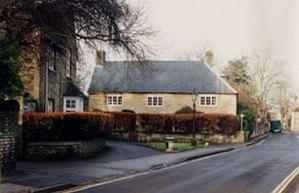 J. O. Urmson - Monckton Cottage in Headington, Oxford.