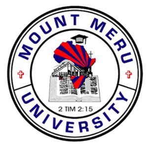 Mount Meru University - Image: Mount Meru University Logo