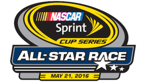 Monster Energy NASCAR All-Star Race - 2016 race logo