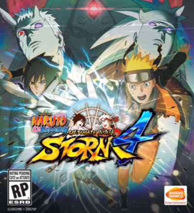 Picture of a game: Naruto Shippuden: Ultimate Ninja Storm 4