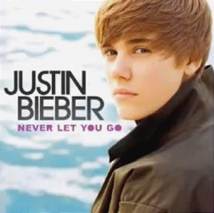 Never Let You Go (Justin Bieber song) - Image: Neverletyougocover