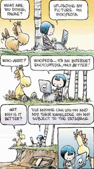 Non Sequitur (comic strip) - Image: Non Sequitur