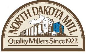 North Dakota Mill and Elevator - Logo of the North Dakota Mill and Elevator