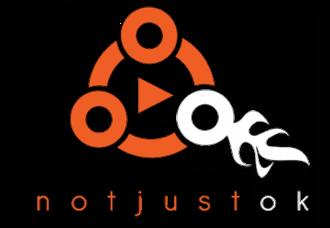 NotJustOk - Image: Notjustok logo