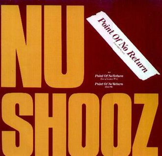Nu Shooz — Point of No Return (studio acapella)