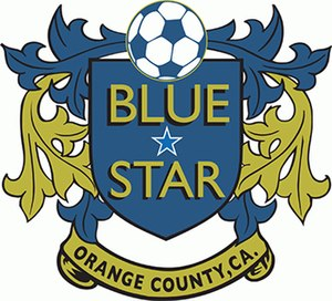 Orange County Blue Star - Image: Ocbluestarnew
