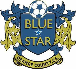 Orange County Blue Star association football club