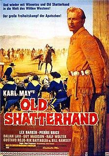 <i>Old Shatterhand</i> (film) 1964 film
