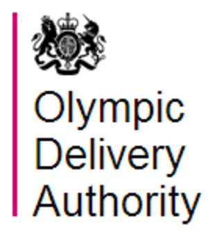 Olympic Delivery Authority - Image: Olympic Delivery Authority