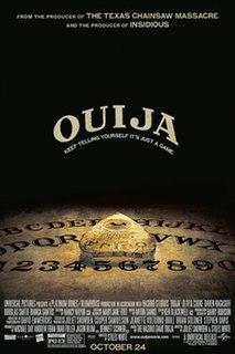 <i>Ouija</i> (2014 film) American horror film