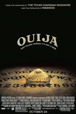 Ouija (2014 film) - Theatrical release poster