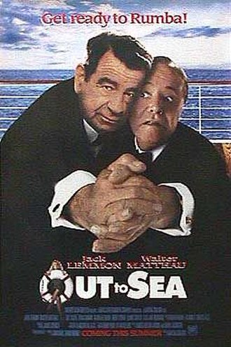 Out to Sea - Theatrical release poster
