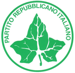 Italian Republican Party - Image: PRI Logo
