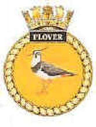 BRP Apolinario Mabini (PS-36) - Image: Plover ship badge