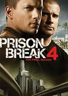 Prison Break - Season 4 (2008) TV Series poster on Ganool