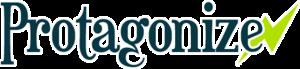 Protagonize - Image: Protagonize logo large link badge rip