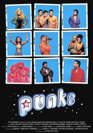 Punks (film) - Image: Punks Film Poster