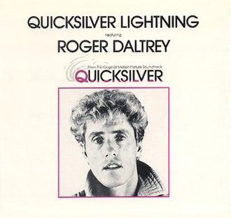 Quicksilver Lightning - Image: Quicksilver Lightning