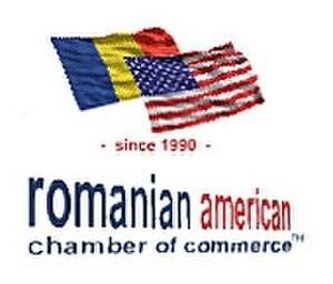 Romanian-American Chamber of Commerce - Image: RACC logo new