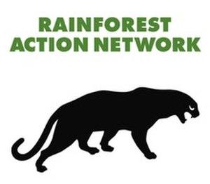 Rainforest Action Network - Image: Rainforest Action Network logo