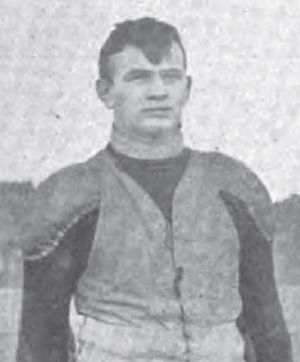 Ralph W. Sherwin - Sherwin at Dartmouth in 1908