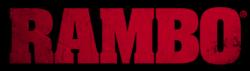 Rambo franchise logo.png