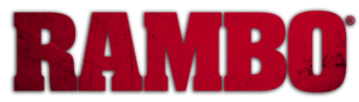 Rambo (franchise) - The current logo of the franchise.
