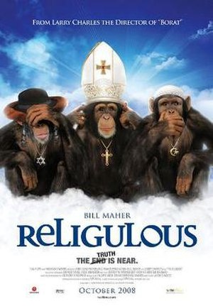 Religulous - Theatrical release poster