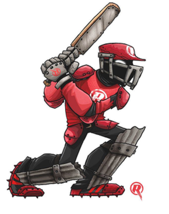 Melbourne Renegades - Official Mascot
