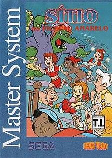 <i>Sítio do Picapau Amarelo</i> (video game) 1997 video game