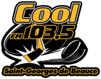 Saint-Georges de Beauce Cool FM 103.5 logo.png