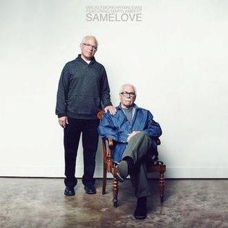 Same Love - Image: Same Love Macklemore Ryan Lewis
