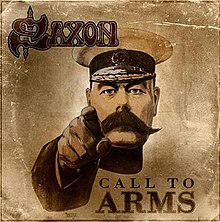 Call To Arms Saxon Album Wikipedia