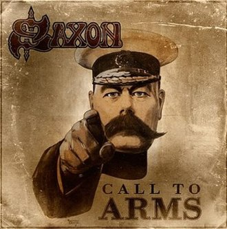 Call to Arms (Saxon album) - Image: Saxoncalltoarms