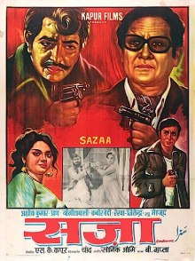 Sazaa 1972 Film Wikipedia