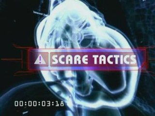 <i>Scare Tactics</i> television series