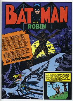 Scarecrow (World's Finest Comics 3 (Fall 1941))