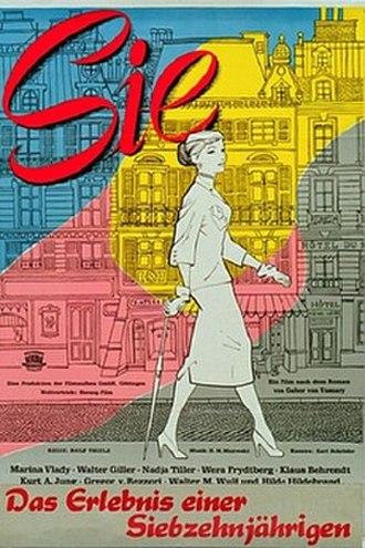 She (1954 film) - Image: She (1954 film)