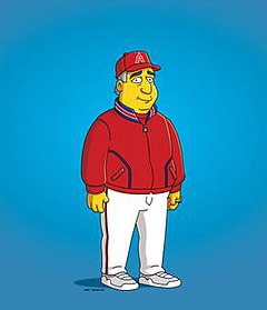 Simpsons MoneyBART Mike Scioscia Promo.jpg