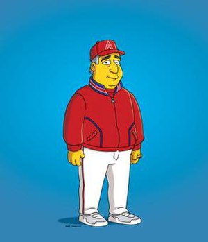 "Mike Scioscia - Scioscia on ""MoneyBART"""