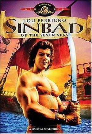 Sinbad of the Seven Seas - DVD Cover