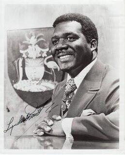 Bahamian politician