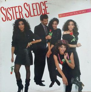 Bet Cha Say That to All the Girls - Image: Sistersledge