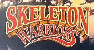 Skeleton Warriors - Image: Skeleton Warriors Logo