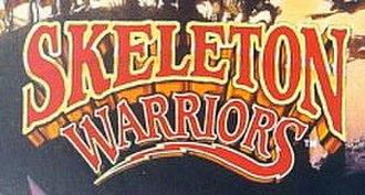 Skeleton Warriors - Image: Skeleton Warriors Logo