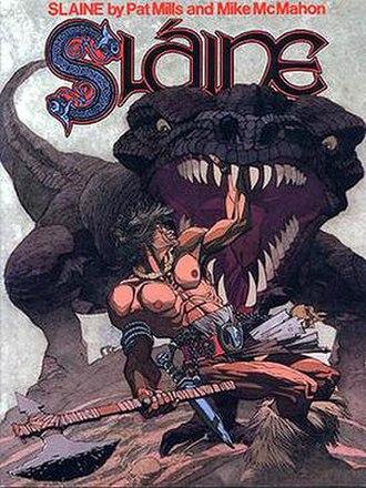 Sláine (comics) - Image: Slainegn