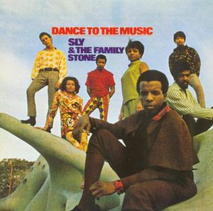 Dance to the Music (Sly and the Family Stone album) - Image: Slyfamstone dance