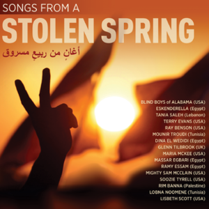 Songs from a Stolen Spring - Image: Songs from a Stolen Spring cover art