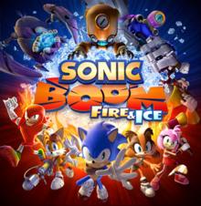 Sonic Boom: Fire & Ice - Wikipedia