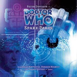 Spare Parts (audio drama) - Image: Spare Parts
